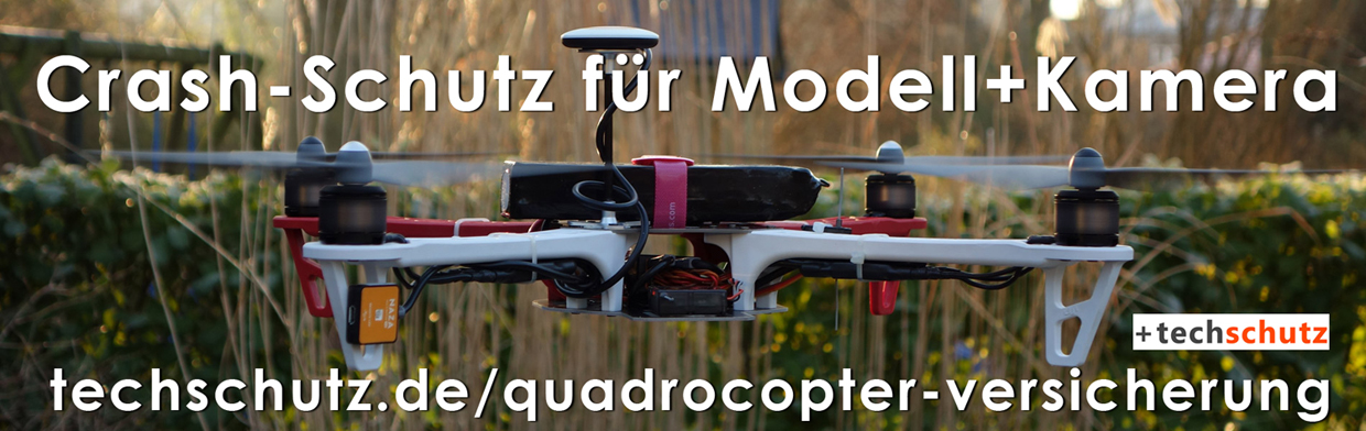 Quadcopter GoPro